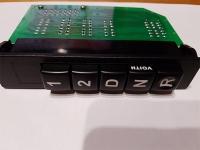 Блок управления  5 клавишный