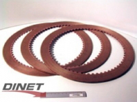 Фрикционный диск