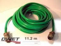 Кабель 1 (Зеленый) 11,2M