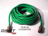 Кабель 1 (зеленый)  13M